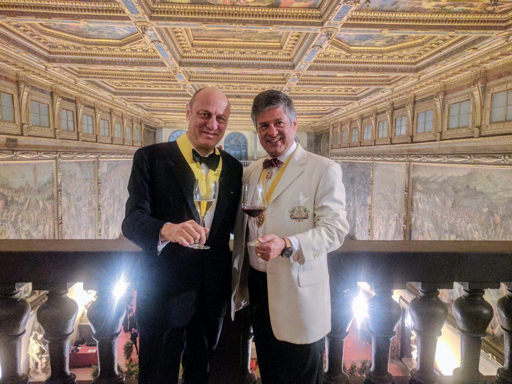 Chianti Classico e Champagne 9 mar