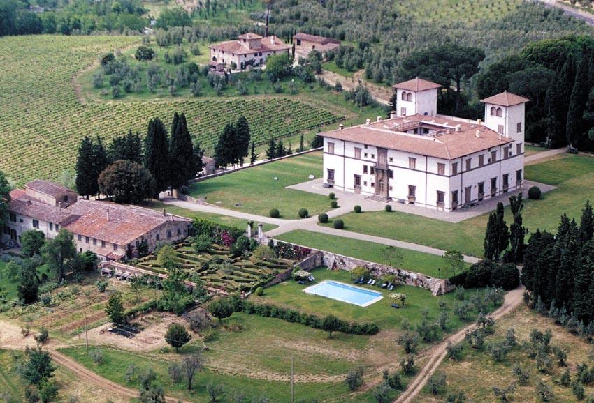 San Casciano Val Di Pesa Villa Corsini